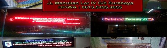 0813.5495.4655(Tsel) Jual Running text ke seluruh  indonesia