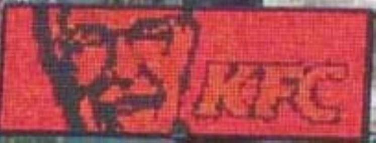 Jual led running text karangasem bali