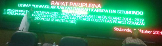 Jual Running text Mataram – 0813.5495.4655