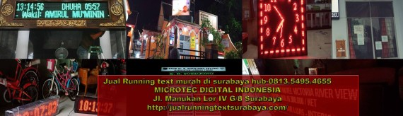 0813.5495.4655(Tsel)Jual running text di kabupaten lombok barat