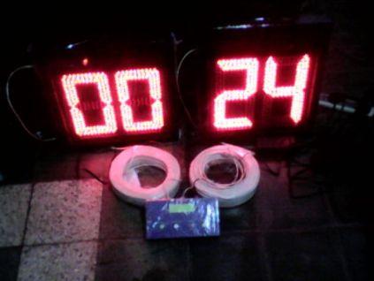 Shot clock basket 8 in harga 4 jt