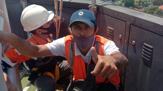 Jual running tex Surabaya