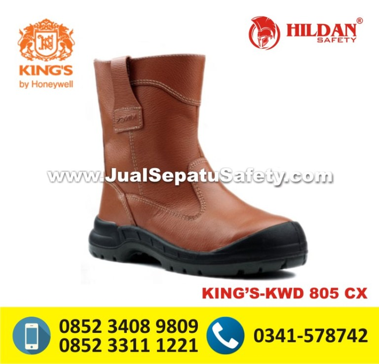 KING'S KWD 805 X,Sepatu Shoes KING's
