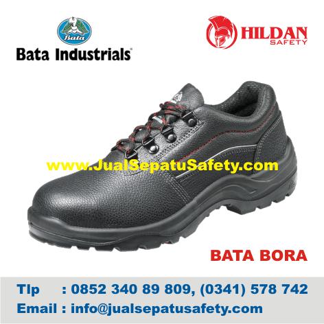 Distributor Sepatu Safety Shoes BATA-BORA S1