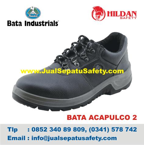Grosir Sepatu Safety Shoes BATA-ACAPULCO 2 S1
