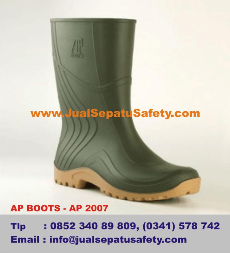 Harga Sepatu AP BOOTS - AP 2007, Perkebunan Coklat Kakao, Durian, Pembibitan Tanaman