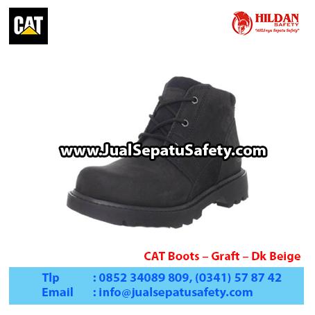 CAT Boots – Graft – Dk Beige