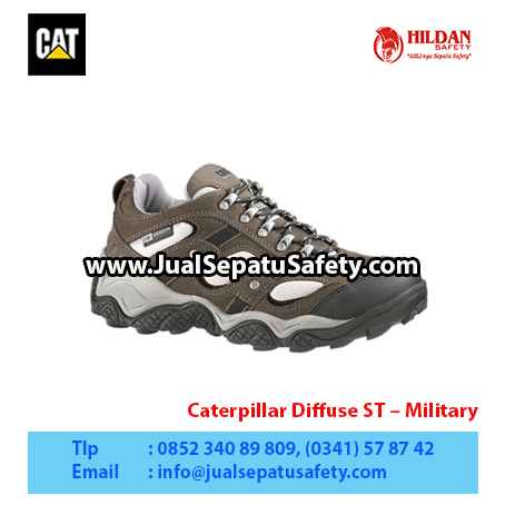 Caterpillar Diffuse ST – Military1