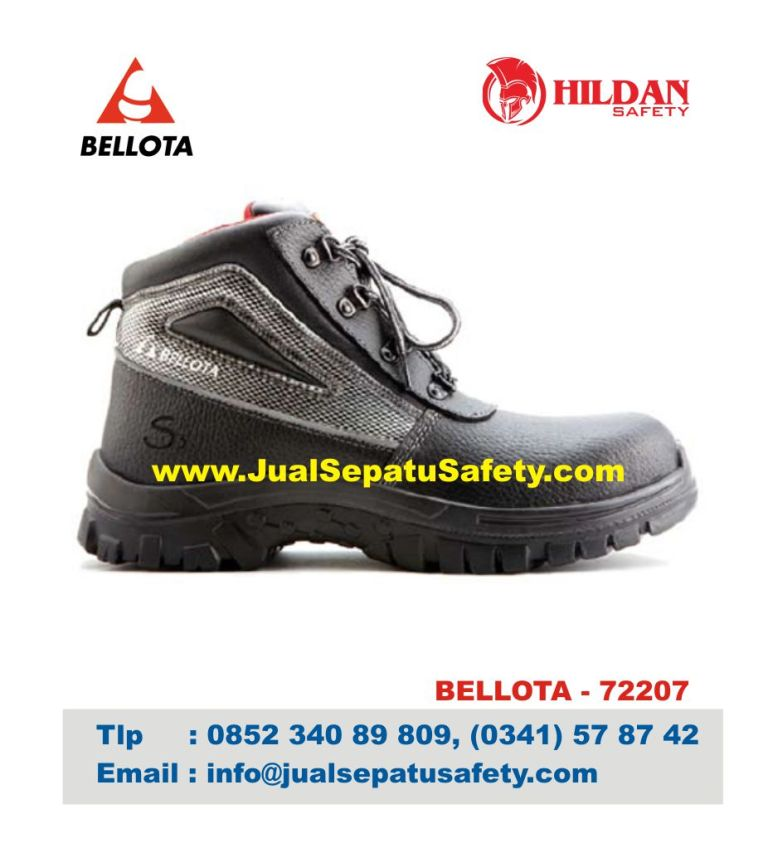 Sepatu Bellota 72207 Safety Shoes