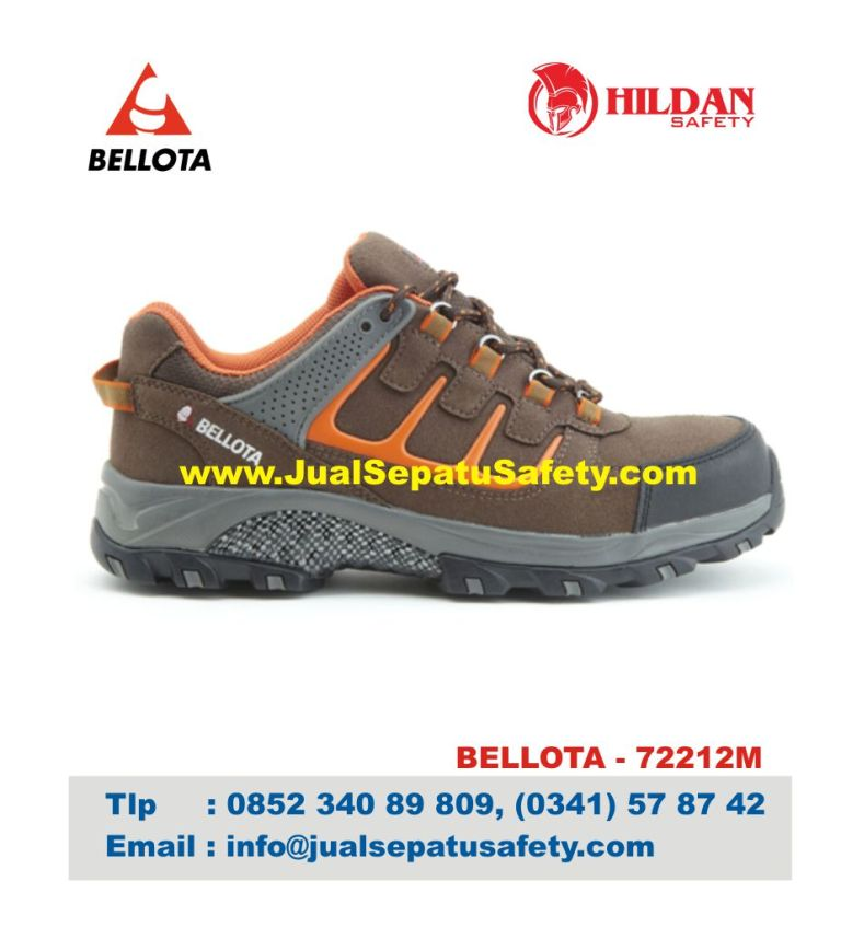 Sepatu Bellota 72212M Safety Shoes