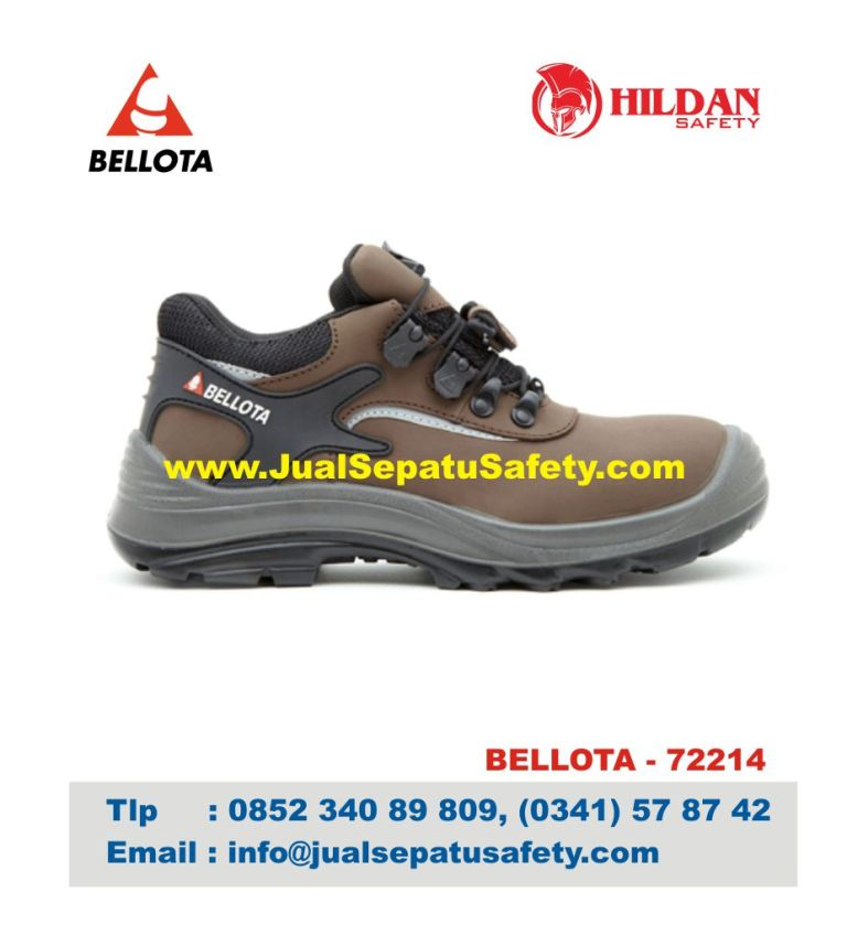 Sepatu Bellota 72214 Safety Shoes