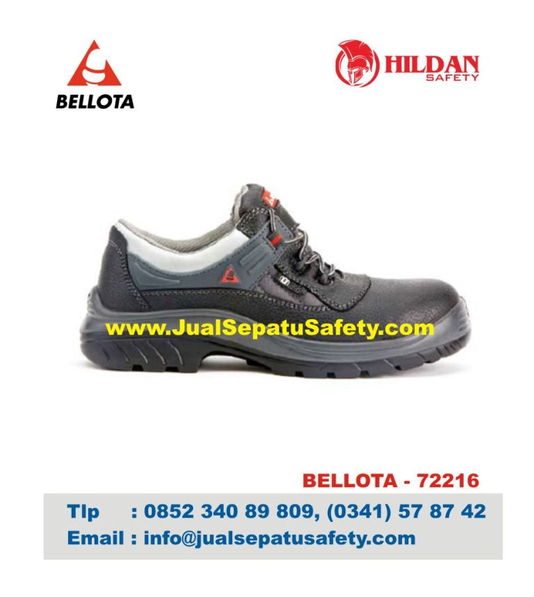 Sepatu Bellota 72216 Safety Shoes