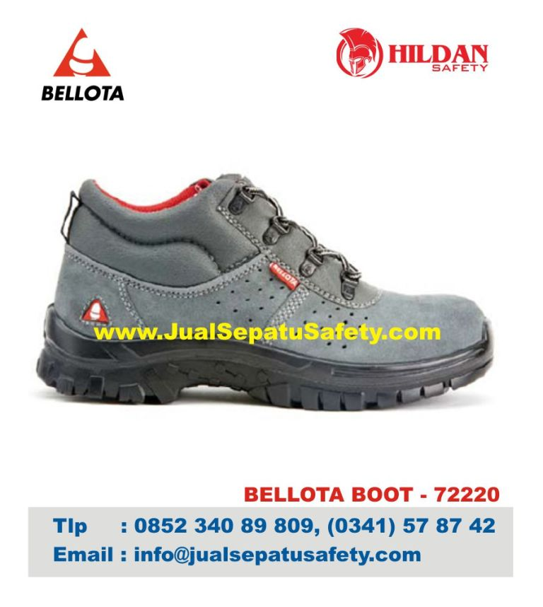 Sepatu Bellota Boot 72220 Safety Shoes