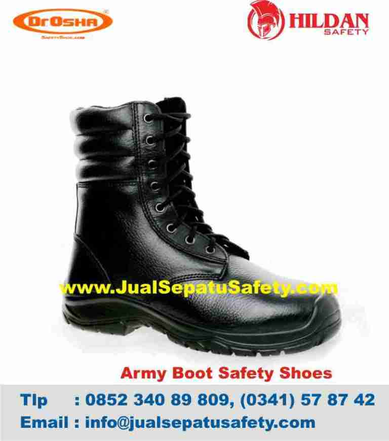 safety shoes dr.osha army-boot