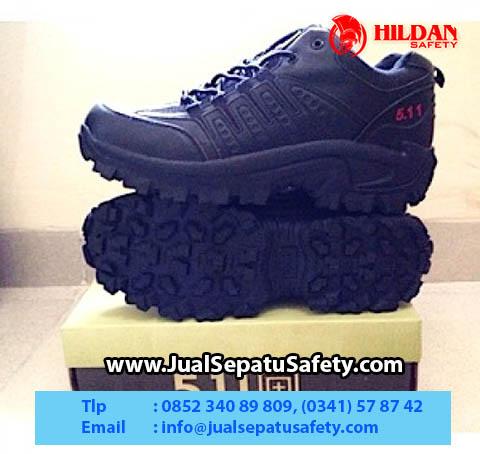 5.11 Tactical Low Boots 4 - Black