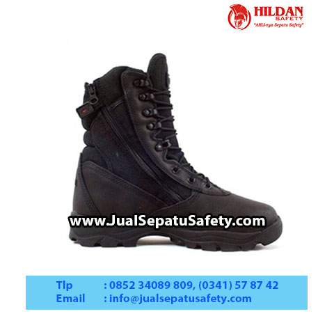 Delta Tactical Boots 8.1 - Black