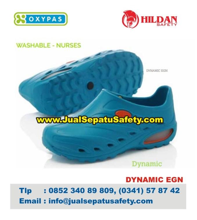 OXYPAS DYNAMIC, Sepatu Perawat Medis Kedokteran Klinik