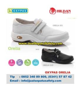 OXYPAS ORELIA, Sepatu Kulit Untuk PERAWAT NURSE