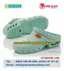 OXYPAS STUDIUM, Sepatu Operator Ruang Autoclave, Ruang Sterilisasi dan Kamar Operasi Rumah Sakit