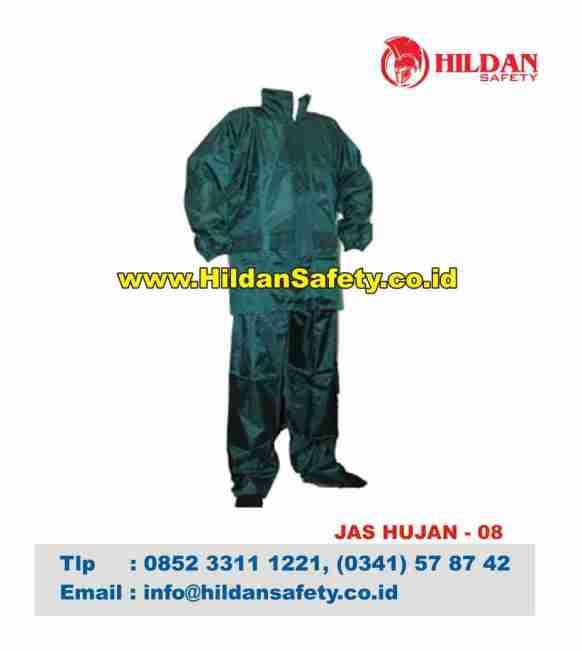 RC.008, Jas Hujan Aman Hitam