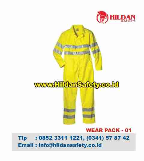 WP.001, Wear Pack Safety Kuning