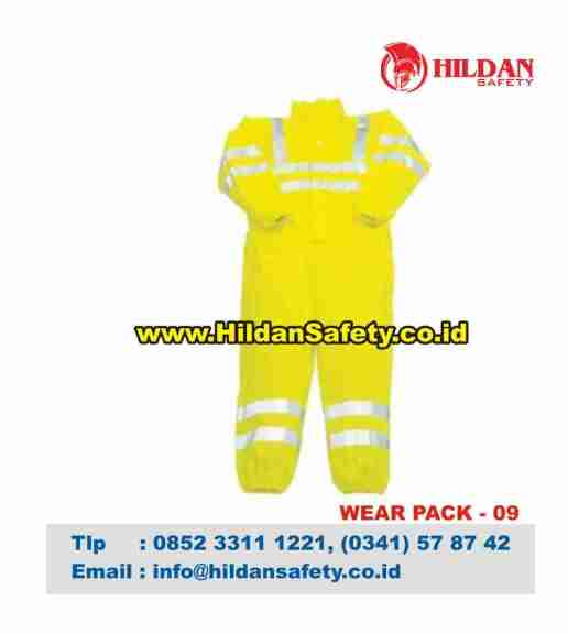 WP.009, Wearpack Coverall Kuning