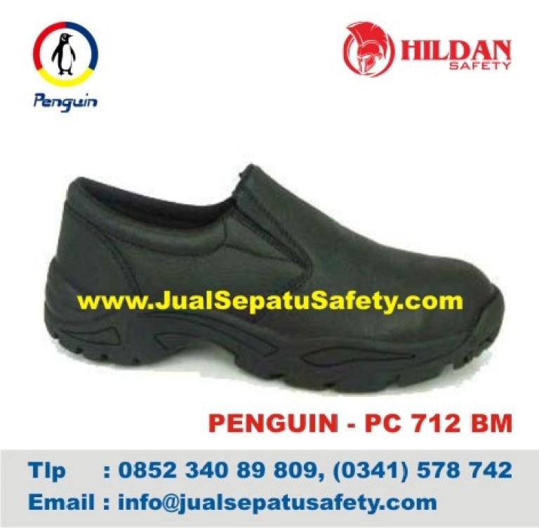 Sepatu Safety Shoes PENGUIN, PC 712 BM