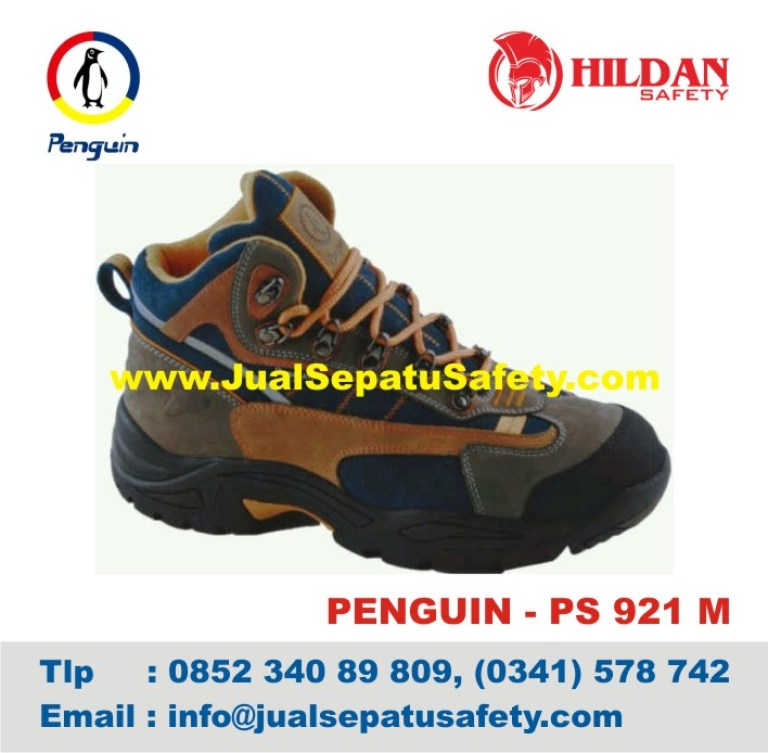 Sepatu Safety Shoes PENGUIN, PS 921 M