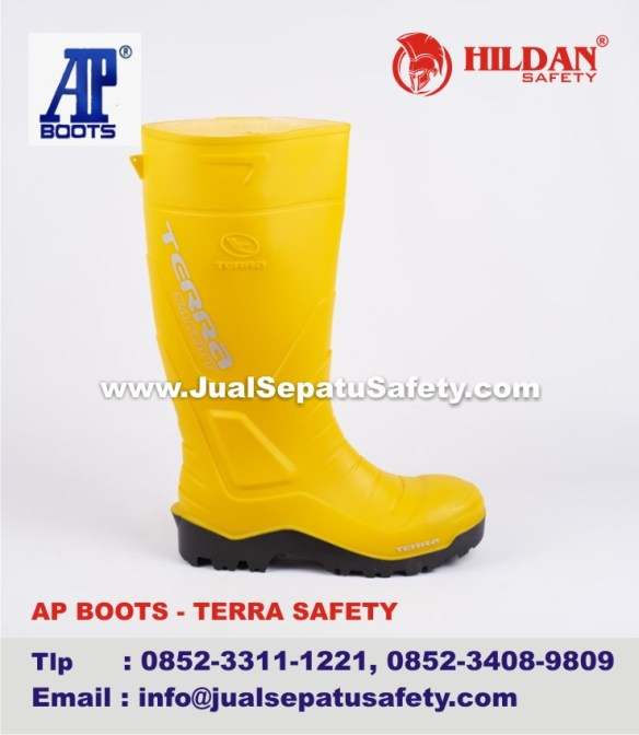 Jual AP BOOTS TERRA SAFETY Kuning