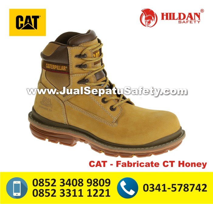 Harga Sepatu CATERPILLAR Original - CAT Fabricate CT Honey