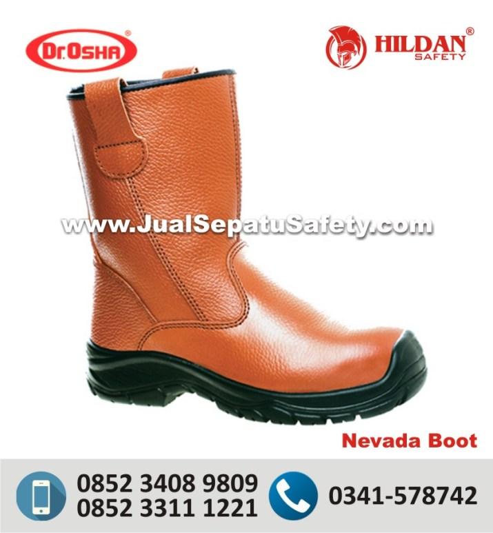 Dr.OSHA Nevada Boot - Jual Sepatu Safety Shoes SURABAYA