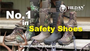 HILDAN SAFETY - Distributor Sepatu Safety Boot Shoes Terbesar di Indonesia