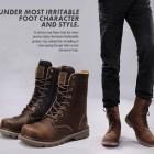 HILDAN SAFETY - Jual Sepatu Boots PRIA BRANDED