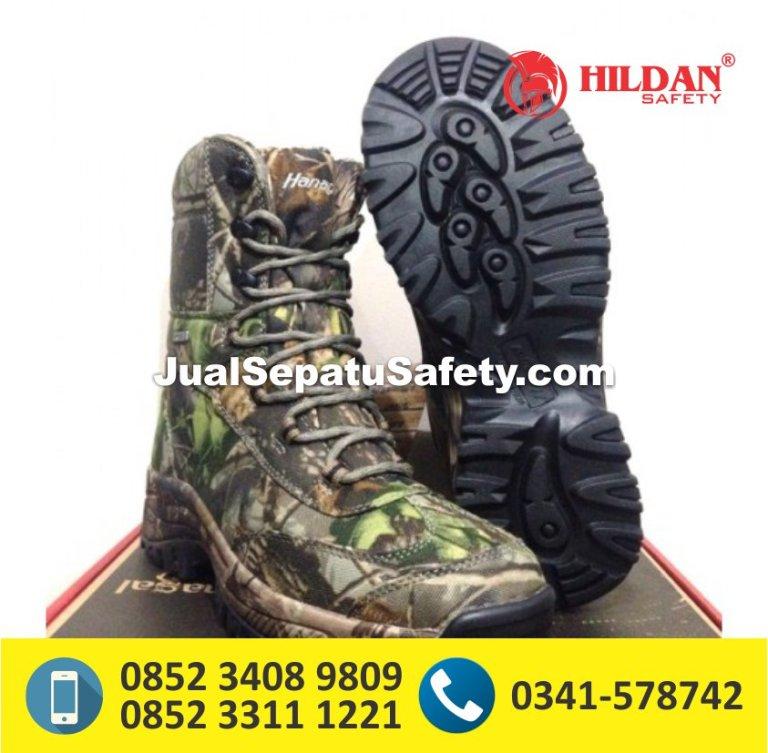 Hanagal Boots ORI 8″ – Camotree Waterproof, jual sepatu converse army,sepatu army desert,jual sepatu desert army