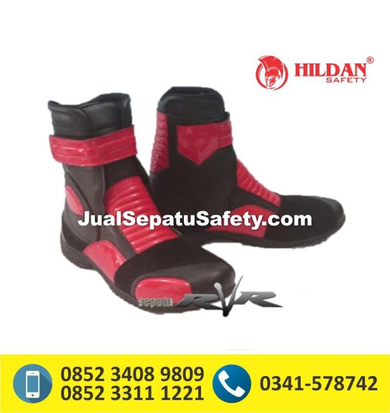 Sepatu RVR Reckon v2 - Red