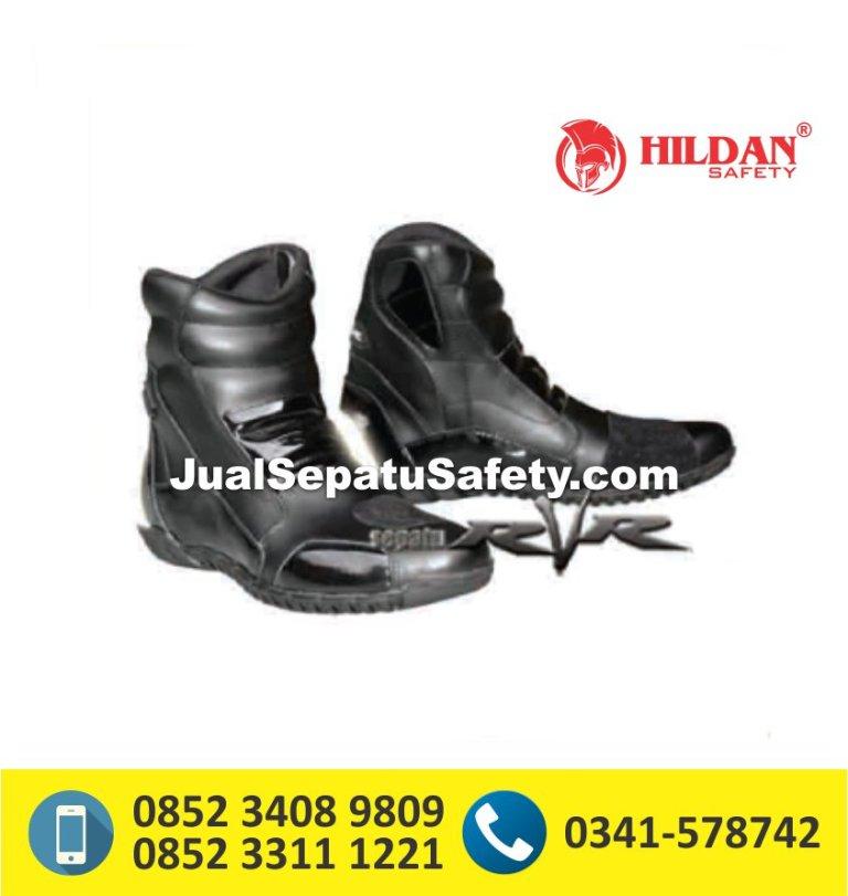 Sepatu RVR Rescape - Black
