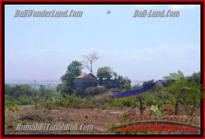 TANAH di JIMBARAN BALI DIJUAL MURAH 750 m2  View laut dan bandara