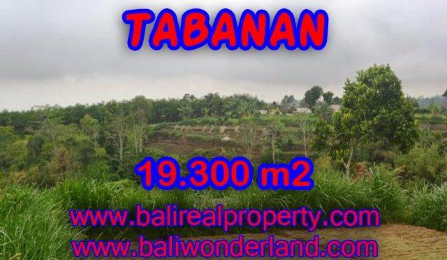 TANAH DI TABANAN BALI DIJUAL TJTB086 – PELUANG INVESTASI PROPERTY DI BALI