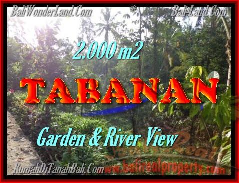TANAH DIJUAL DI BALI, MURAH DI TABANAN RP 450.000 / M2 - TJTB149 - INVESTASI PROPERTY DI BALI