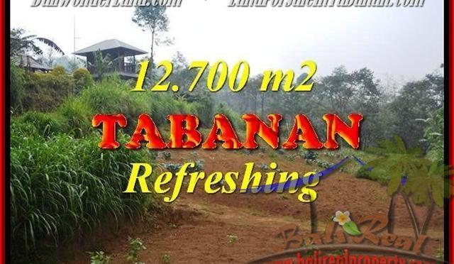 JUAL TANAH di TABANAN BALI 127 Are View kebun dan gunung