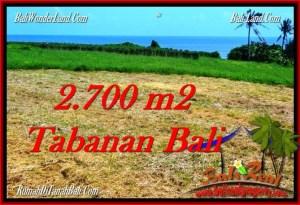 DIJUAL TANAH di TABANAN Untuk INVESTASI TJTB286