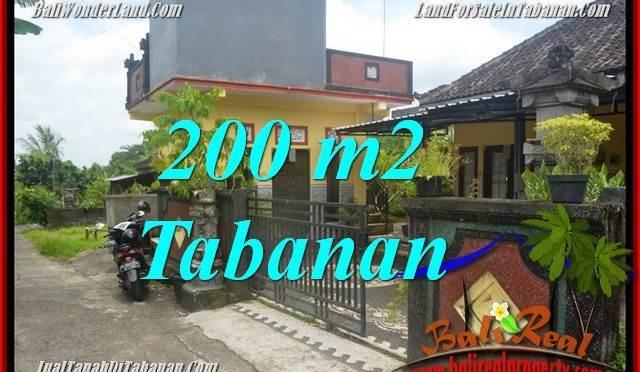 JUAL TANAH di TABANAN 2 Are View sawah