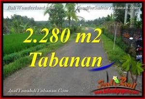 TANAH MURAH DIJUAL di TABANAN TJTB374