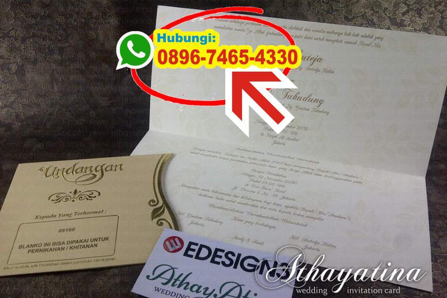 Contoh Undangan Khitanan Bahasa Jawa Krama Alus 0896 7465 4330 Wa