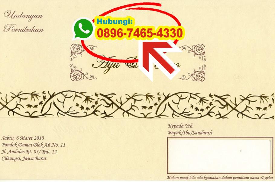 Download Undangan Khitan Corel 0896 7465 4330 Wa Undangan Khitanan