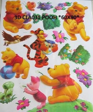 3d-cla031-pooh-wallsticker-ecer-grosir-untuk-dekor-kamar-ruang-tamu-kamar-bayi-085776500991-bu-eva