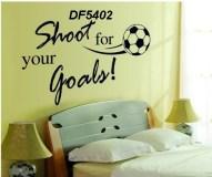 df5402 Wallsticker ecer, grosir untuk dekor kamar, ruang tamu, kamar bayi. 085776500991-bu Eva