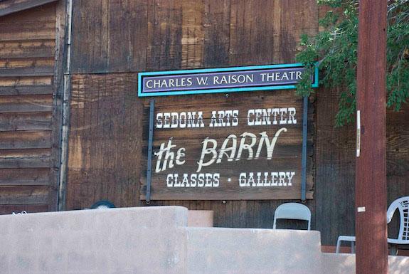 The Barn at Sedona Arts Center