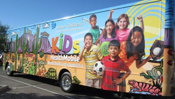 Banner Children's Healthmobile