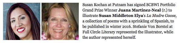 "Amazing! Book Announcement: ""La Madre Goose"""